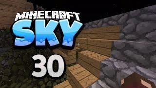 Mein Haus ist ZERSTÖRT! | Minecraft SKY [030] | Clym
