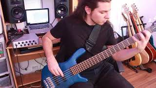 Video Cannibal Corpse - Frantic Disembowelment Bass Cover download MP3, 3GP, MP4, WEBM, AVI, FLV Mei 2018