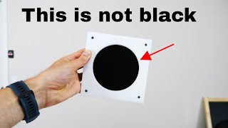What Color Is a Black Hole (Hint: Not Always Black)