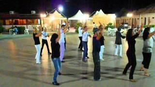 social group-balli di gruppo 2011 -samba araba di salviodance.cumparsita dance di enzobisbal