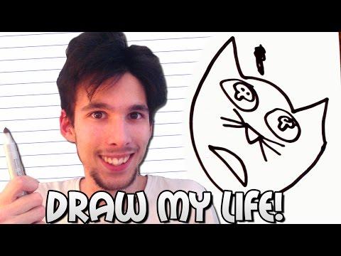 Draw My Life! - Disegno la mia Vita | Gabby16bit - SPECIALE 100.000 ISCRITTI!