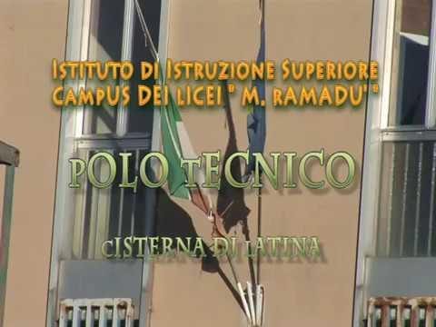 Istituto Tecnico  Ramadù Cisterna di Latina