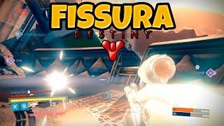 DESTINY: FISSURA - NOVO MODO DE JOGO TTK PT-BR [Destiny Rift Gameplay]