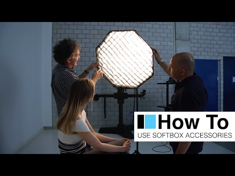 Broncolor 'How To'  Soft Box Accessories