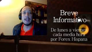 Breve Informativo - Noticias Forex del 27 de Julio del 2017
