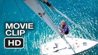 All Is Lost Movie CLIP - Approaching Storm (2013) - Robert Redford Movie HD