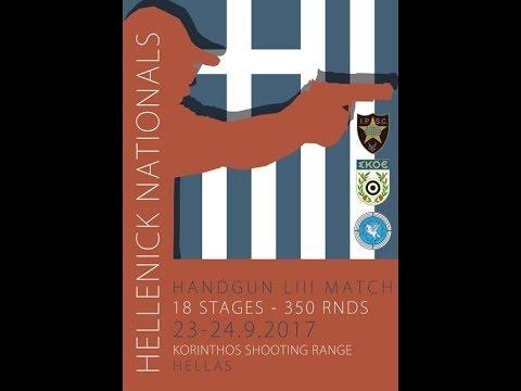 Hellenic IPSC Handgun Nationals 2017