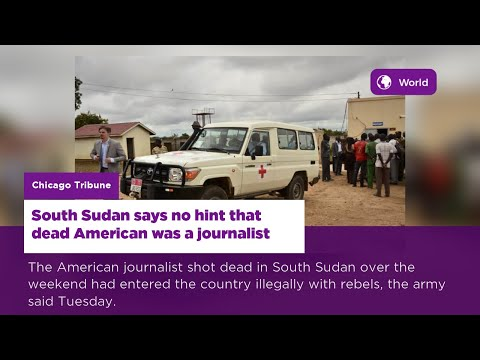 Here are the Top Headlines from Africa -30 Aug, 2017