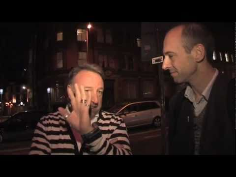 A night out in Manchester with Peter Hook