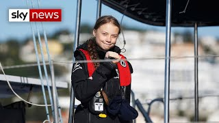 Greta Thunberg: We have to fight for ourselves and for our children