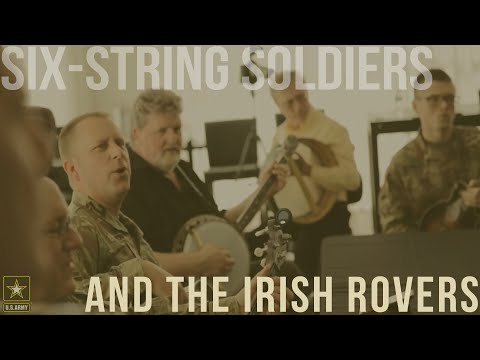 Six-String Soldiers & The Irish Rovers - Drunken Sailor - St. Patrick's Day