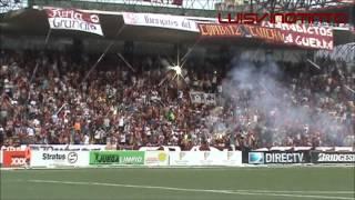 Granadictos / Carabobo Futbol Club vs Deportivo Tachira / Jornada 10 - TC / 18-03-2012