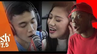 """Arnel Pineda and Morissette cover """"I Finally Found Someone"""" - REACTION"""