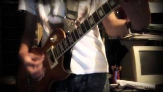 lacrimosa-Ich Bin Der Brennende Komet guitar cover