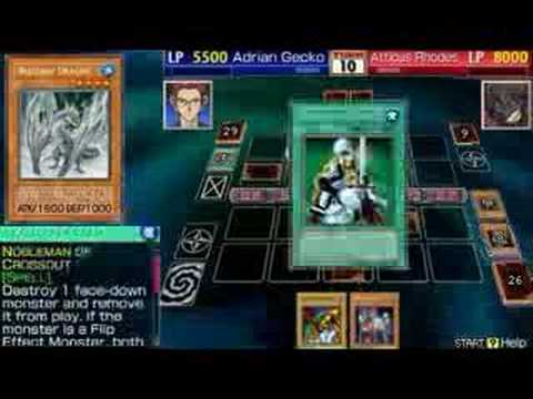 Yu-Gi-Oh! GX Tag Force 2: Adrian VS Nightshroud