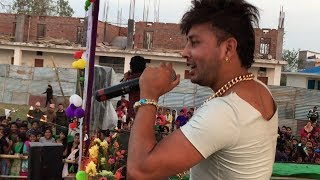 DURGESH THAPA live stage program 2073(2016) ki durgesh relma ki durgesh jelma 2
