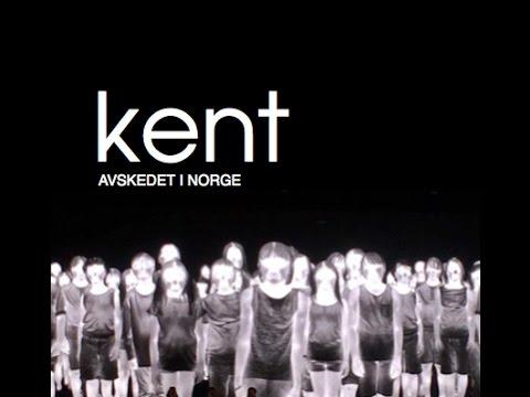 """Kent """"Avskedet i Norge"""" Oslo, 23/10/2016 hela"""