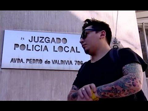 Joven multado por sacar foto en el Metro apeló para evitar pagar polémico parte - CHV Noticias