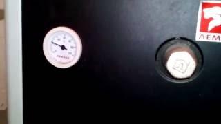 видео Котел стальной твердотопливный Лемакс серия