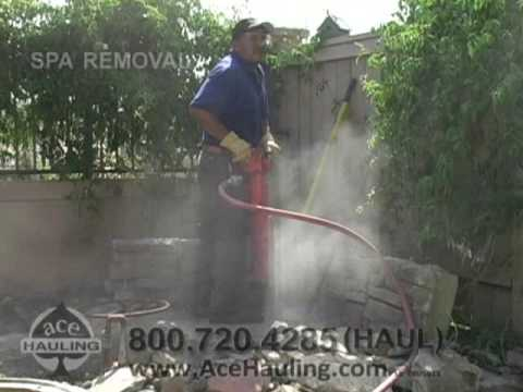 Ace Junk Removal & Demolition San Diego | Temecula | Company | Services