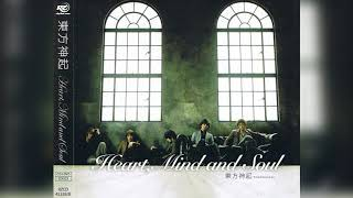 TVXQ! - Heart, Mind and Soul (Full Album)