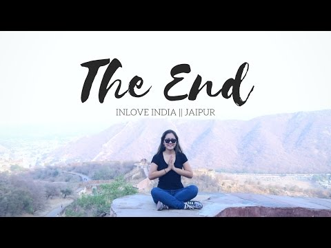 เที่ยวชัยปุระ Involve India || Jaipur the end of india trip ||