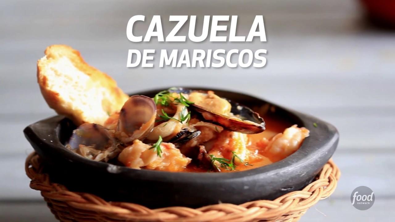 Cazuela De Mariscos Recetas Fáciles Food Network Latinoamérica