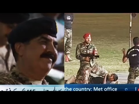 World Armies in Lahore - Express News Headlines 9 PM - 23 October 2016