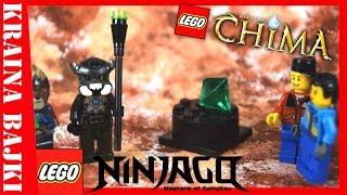 LEGO CHIMA & LEGO NINJAGO   Edek i Tajemniczy Klejnot   BAJKA DLA DZIECI PO POLSKU