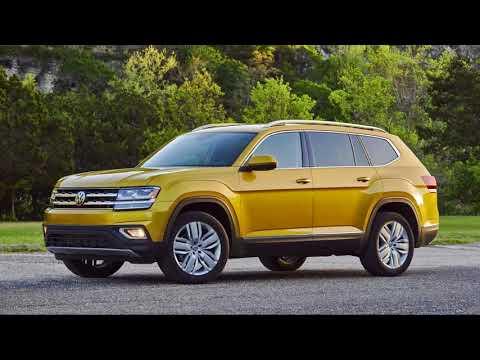 2018 Volkswagen atlas Credible But Not Incredible REVIEW