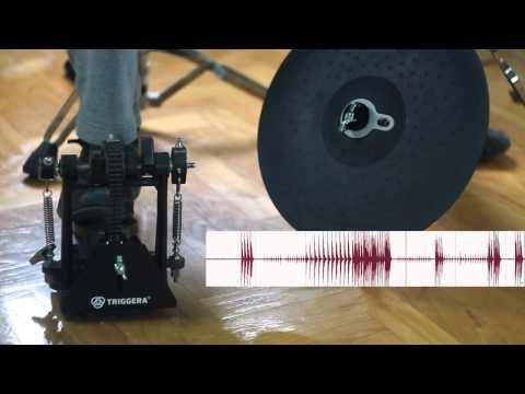 Krigg - Acoustic Noise (quiet kick drum)