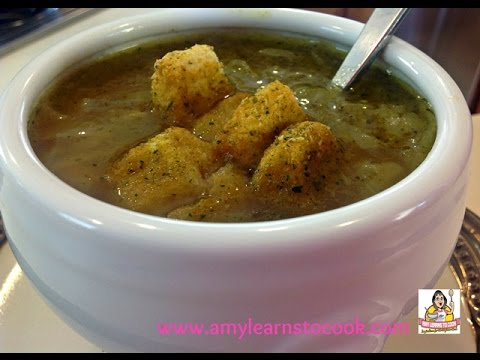 Amy's French Onion Soup