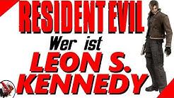 Wer ist Leon S. Kennedy? - Resident Evil Lore