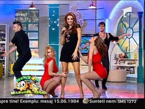 Cristina Spatar - Burnin' - Neatza cu Razvan si Dani