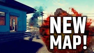 *NEW MAP* MIRAMAR PUBG - Battlegrounds LIVE Gameplay - Desert Map Gameplay