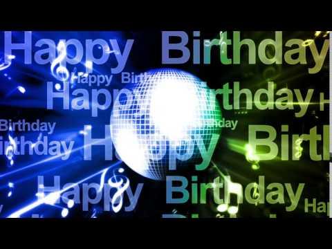 hqdefault happy birthday disco ball loop youtube