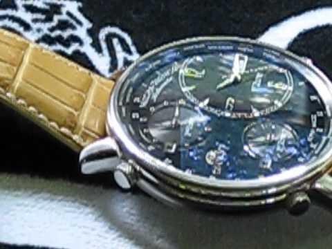 Orient Mecha-Trenics Automatic Watch - Rarest Model Orient ever made.