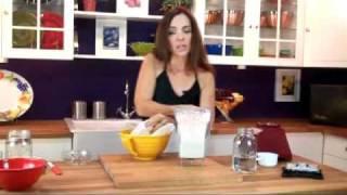 Raw Vegan Cashew Yogurt [chef Tina Jo's Recipes]