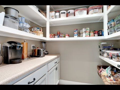 Superbe Corporate Office Pantry Design Ideas | Organization Makeover Modern  Minimalist Magic Tour DIY 2018