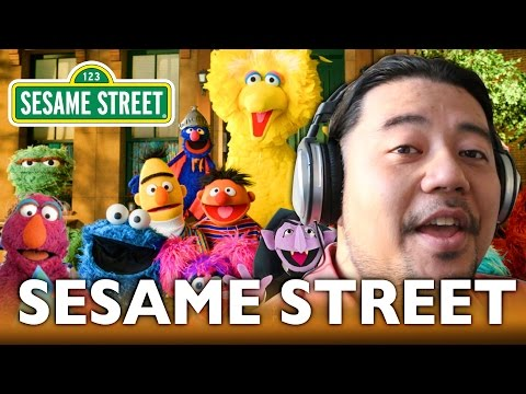 Sesame Street Review - Mega Jay Retro #sesamestreetreview #sesamestreet #review