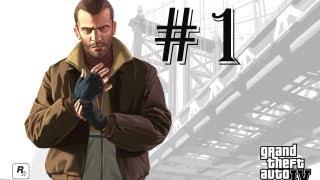 Grand Theft Auto IV - Walkthrough - Part 1 - Daddy