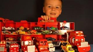 Тачки Маквин. Игрушки Тачки. Молния Маквин. Disney Cars Toys Collection(, 2014-07-30T12:28:25.000Z)