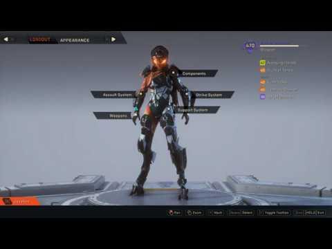 Anthem - Interceptor Weapon Build