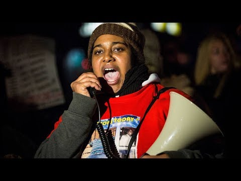 """""""Her Heart Was Attacked"""": Hundreds Gather In Harlem For Funeral Of Erica Garner"""