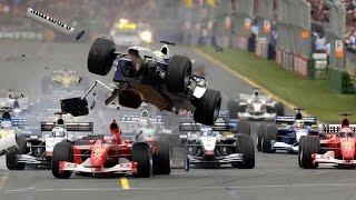 F1 2015 подбор аварий
