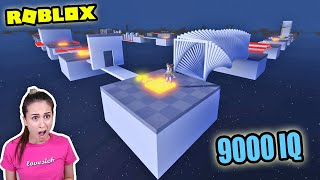 ROBLOX IQ OBBY: DE MOEILIJKSTE OBBY *OOIT*! || Let's Play Wednesday