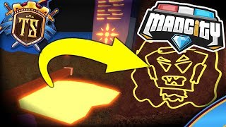 EVOKES THE BRAND NEW VOLCANO BOSS IN MAD CITY! -Mad City | Danish Roblox