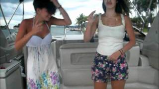 Afrojack & Steve Aoki feat. Miss Palmer - No Beef- AT THE YACHT!