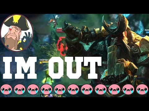 Tobias Fate Quitting League of Legends/Streaming!? I Have An idea | League of Legends