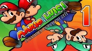 Let's Play Mario & Luigi Zusammen durch die Zeit Part 1: Die Alieninvasion! thumbnail